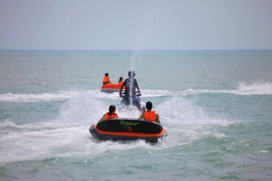 Water activities, Koh Samui, Thailand