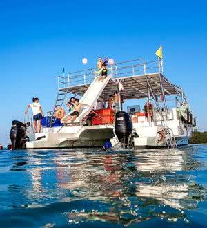 Sea Horse catamaran, Koh Samui