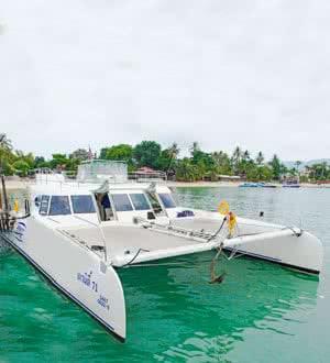Serenity catamaran, Koh Samui