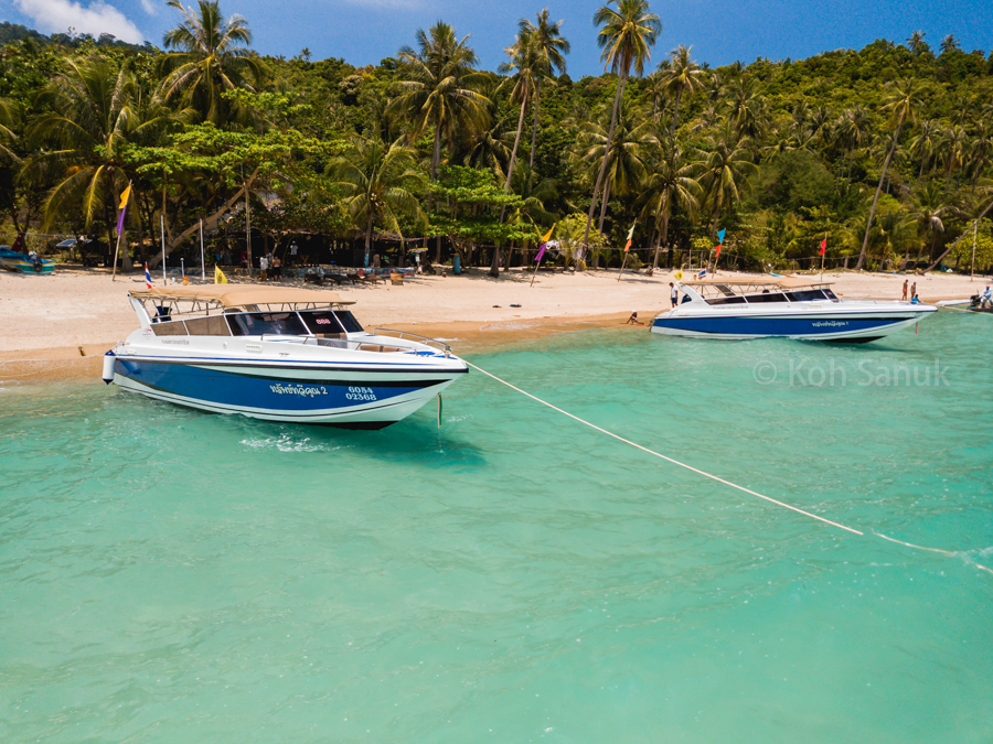 Private speedboat tours, Koh Samui, Thailand