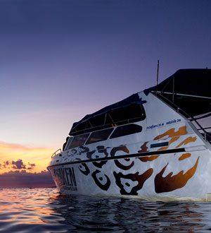 The Kraken speedboat, Koh Samui