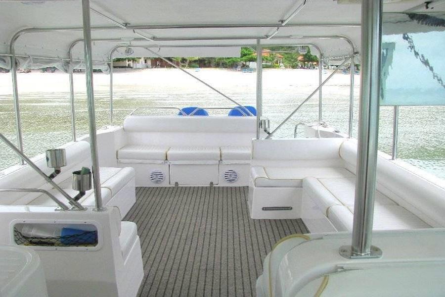 "Speedboat ""Sting"", Koh Samui, Thailand"