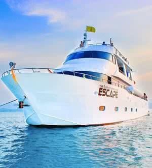 The Escape yacht, Koh Samui