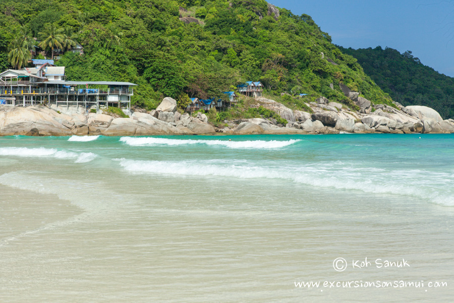 City tour around Koh Phangan by songthaew, Koh Samui, Thailand