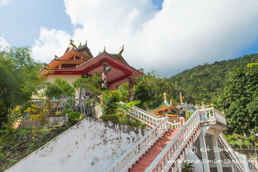 City tour around Koh Phangan by songthaew, Koh Samui, Thailand