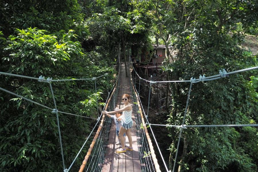 Cable Ride, Koh Samui, Thailand