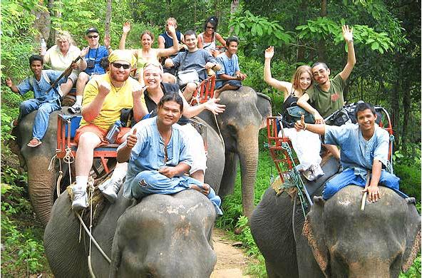 Full day jeep safari, Koh Samui, Thailand