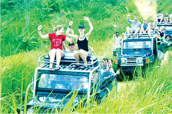 Half day jeep safari, Koh Samui, Thailand