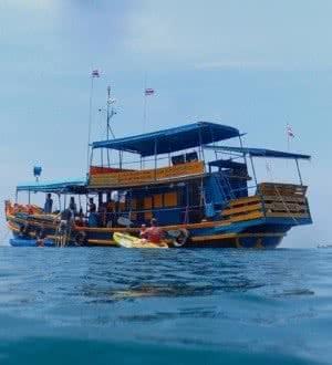 Cruise by Thai boat, Koh Samui