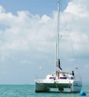 "Catamaran ""Vickey"", Koh Samui"