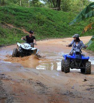 ATV, Koh Samui