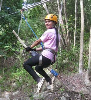 Zip and Swing, Koh Samui